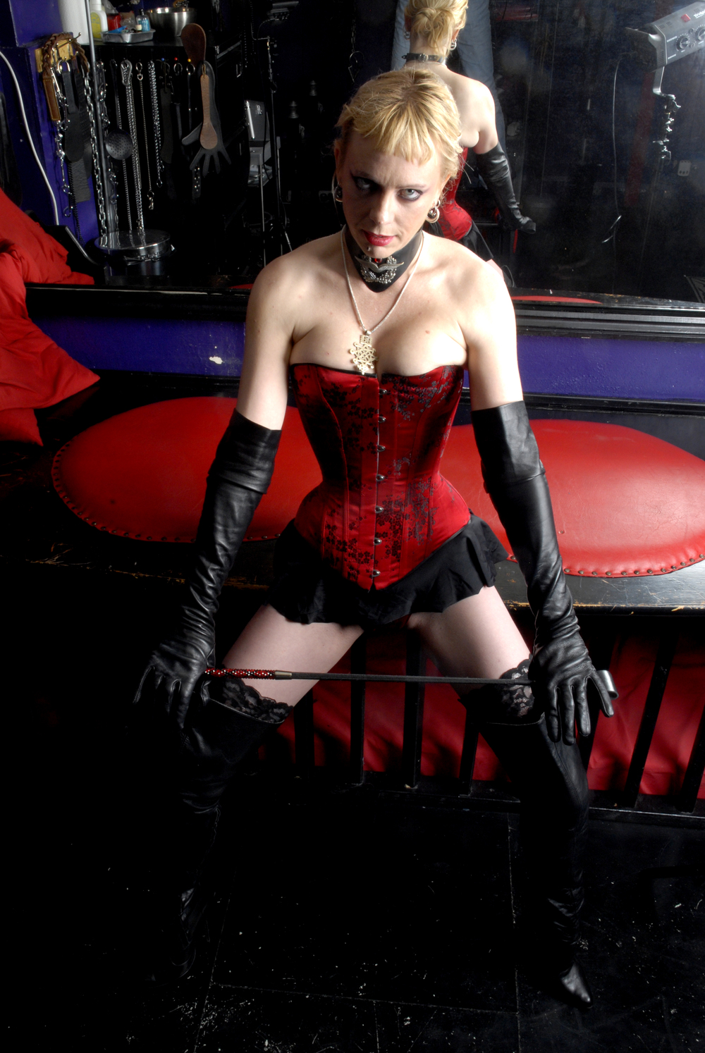 Red+-Corset-Mistress-London